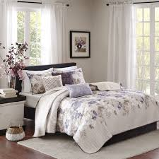 Fingerhut - Madison Park Piper 6 Piece Quilted Coverlet Set F/Q. Quilts &  CoverletsFloral BeddingBed ...