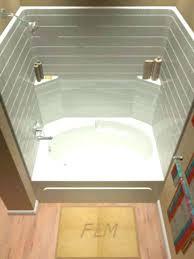 bathtub shower tub shower doors bathtub shower combo menards
