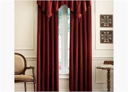jcp curtains valances luxury curtains mercato jcpenney curtains valances and ds in red for