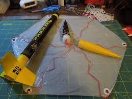 Best Parachute Design For Bottle Rocket Diy Model Rocket Parachute 8 Steps Instructables