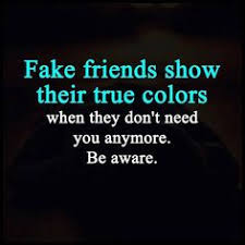 Fake Friends Quotes