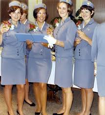 flight attendant archives airline trending pan american stewardesses in their uniforms in the 1960 s