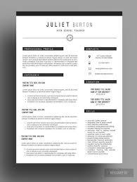Professional Resume Builder Resume Resume Template Professional Resume Template Cv