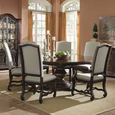 Round Dining Room Table Set Round Dining Room Table For  Dining - Expandable dining room table sets