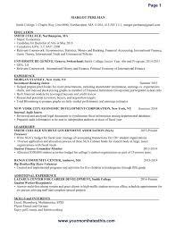 Resume Template Libreoffice Beautiful Internship Resume Template