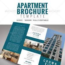 Apartment Brochure Design Interesting Design Inspiration