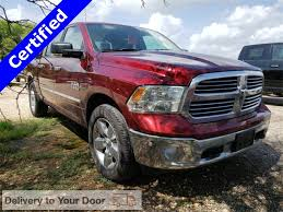 Certified Pre-Owned 2018 Ram 1500 Lone Star 4WD
