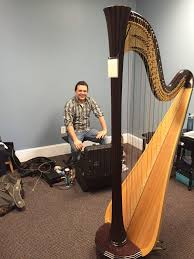 "Atlanta Harp Center on Twitter: ""Ivan Gardner has arrived for the  #atlharpfestival and is starting on the first of many regulations!  http://t.co/tEafewe3bj"""