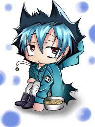 Hình ảnh Anime chibi boy đẹp
