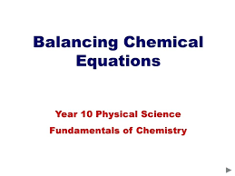 lesson specifications equations how to balance science 10 balancing algebra image titled balance chemical equations step