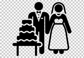 Wedding Cake Computer Icons Marriage Png Clipart Black Black And