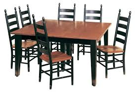 shaker dining room set shaker dining room set