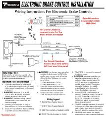 electric brake control wiring diagram best secret wiring diagram • electric brake controller wiring diagram tekonsha prodigy p3 rv rh com brake force electric