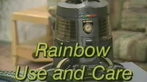 1998 instructional rainbow vacuum use and care series e 1998 instructional rainbow vacuum use and care series e