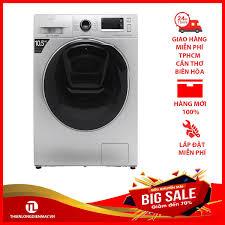 Máy giặt sấy Samsung WD10K6410OS 10.5Kg, Giá tháng 11/2020