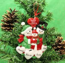 Personalisiert Weihnachten Baumschmuck Decoration