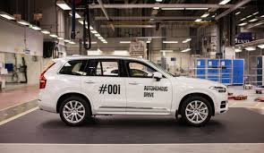 volvo new car releaseVolvo to target luxury buyers with selfdriving car coming in 5