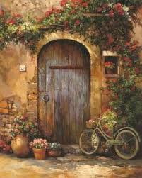 old door by paul guy gantner