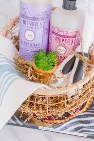 spring cleaning housewarming or hostess gift