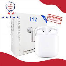 KHO GIÁ XƯỞNG] Tai Nghe Bluetooth i12 TWS Cao Cấp Chính Hãng