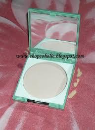 Review Clinique Almost Powder Makeup Miss Shopcoholic