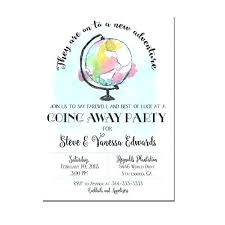 Invitation Cards For Farewell Party Farewell Party Invitation Card Farewell Party Invitation Cards For