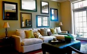 tips for decorating with wall mirrors
