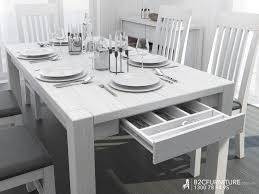 articles glass dining table for melbourne tag set gumtree compact and chairs rustic tables white