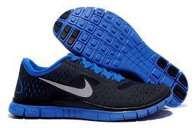 nike running shoes for men blue. nike free 4 0 v2 mens running shoes in black/blue larger image for men blue o
