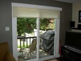 roll up blinds for sliding patio doors