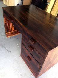 diy desk cost. Rare Cocobolo Wood Desk Don Shoemaker 2 (superb Cost #3) DIY Diy T