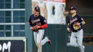 MLB, World Series: Washington Nationals ...
