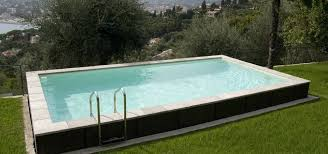 semi inground pool ideas. Semi In Ground Pool Swimming Wooden Outdoor Inground Designs Ideas T