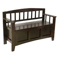 transitional chocolate storage bench at in the most elegant wooden storage benches indoor for