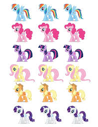 Small Picture Free Printable Party Goods Danis 8th birthday My Little Pony