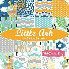 29 best Quilt Fabric Ideas images on Pinterest | Fat quarters ... & Little Ark Fat Quarter Bundle Carina Gardner for Riley Blake Designs. Baby  Boy QuiltsCrib ... Adamdwight.com