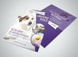 Dog Flyer Template Free Pet Flyer Templates Free Lost Dog Flyer Template Word Yourweek