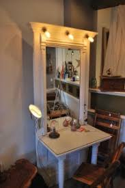 repurposed antique door vanity how awesome from tomorrow s antiques