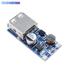 <b>5Pcs 0.9V 5V to</b> 5V <b>DC DC</b> USB Voltage Converter Step Up Booster ...