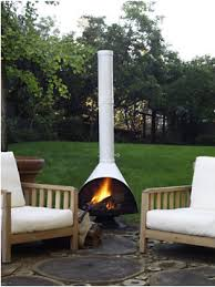 Malm fireplace outdoors design within reach