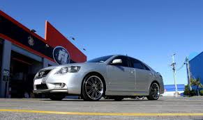 Mag Wheels & Sick Rims, Tyres Gold Coast: Toyota Aurion TRD ...