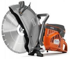 gas powered cut off saw. husqvarna k970 16\ gas powered cut off saw u