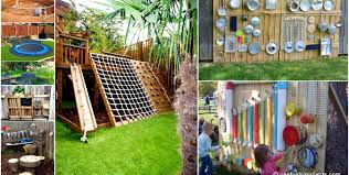 Cool Ways to Transform Your Backyard Into a Cool and Fun Kids Playground