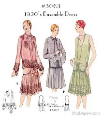 1920 Dress Patterns Unique Inspiration Design