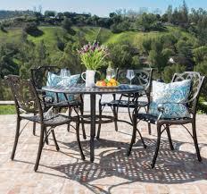 medium size of tortuga outdoor portside 5 piece dining set carmadelia 5 piece outdoor round dining