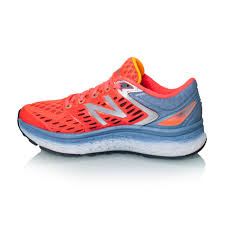 new balance fresh foam 1080. new balance fresh foam 1080 - womens running shoes shell pink/silver/blue