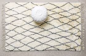 souk wool rug from west elm