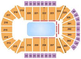 Gamblers Hockey Seating Chart Resch Center Seating Chart Green Bay