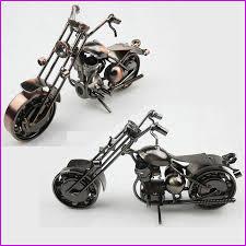 american style handmade iron art metal craft harley motorcycle