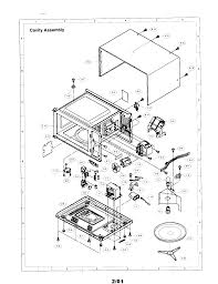Sharp microwave oven parts model r 4a78 sears partsdirect find part by diagram pooptronica image collections
